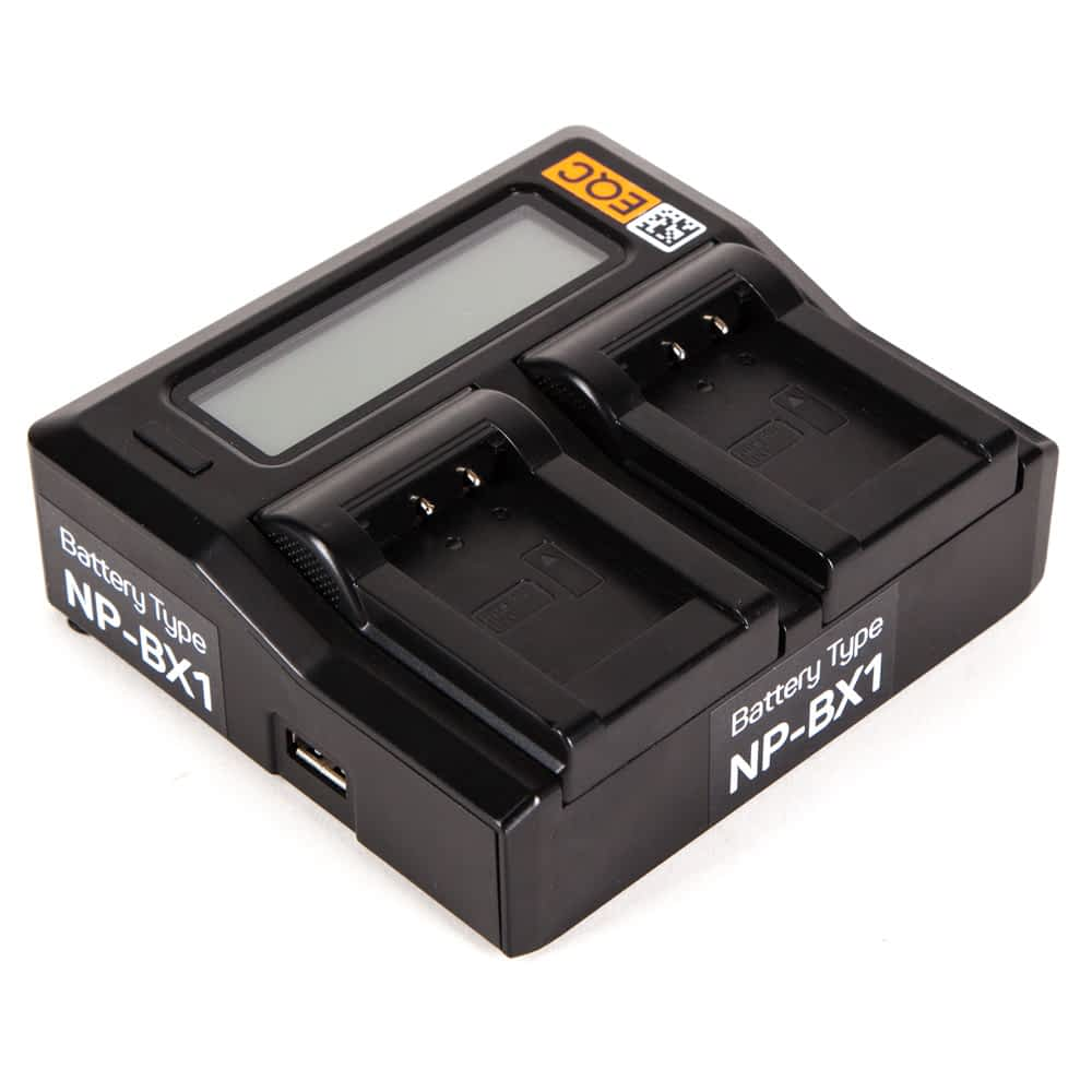 Action Cam Battery Chargers